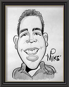 caricatures in connecticut